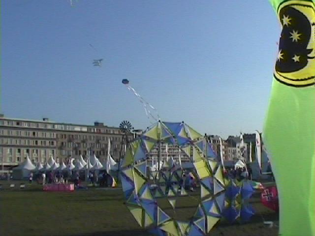 Assez Festival de Cerf-Volant de Dieppe – Regards EW16