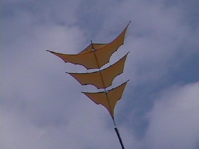 Festival Cerf-Volant de Dieppe - 2000